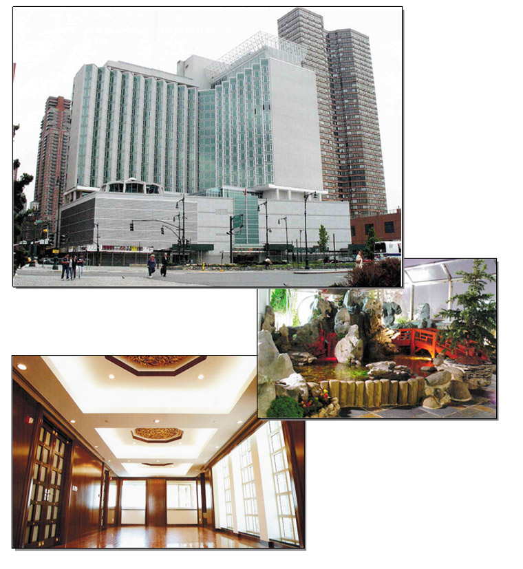 Project for the Chinese Consulate General in New York